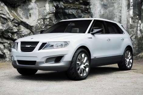 Покупатели первых кроссоверов Saab получат в подарок iPad