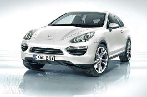 Первые подробности о Porsche Cajun