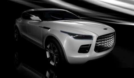 Aston Martin готовит внедорожник для России