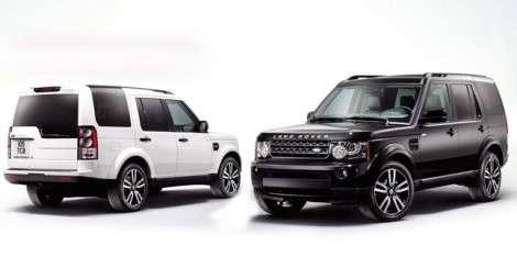 Спецверсия Land Rover Discovery появится в начале 2011 года