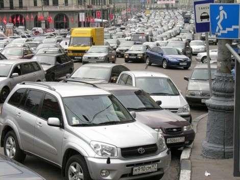 Парковки в центре Москвы подешевели. Временно