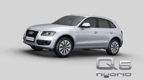 Audi сообщила первые подробности о Q5