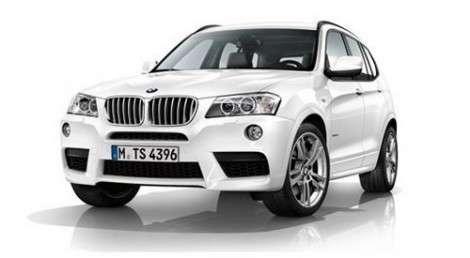 BMW расширил линейку двигателей для X3