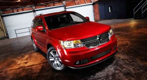 Dodge Journey в Европе станет Fiat Freemont