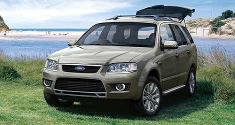 Ford в новом стиле покажут в Австралии