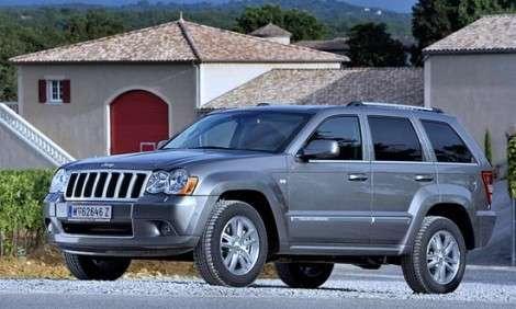 Jeep Grand Cherokee – лучший внедорожник в 2010 году
