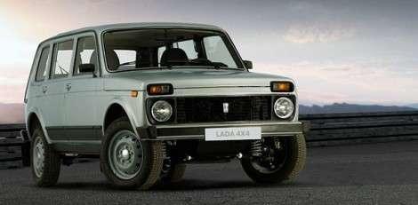 GM предложил свою помощь в модернизации «Нивы»