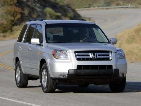 Honda отзывает седаны и внедорожники