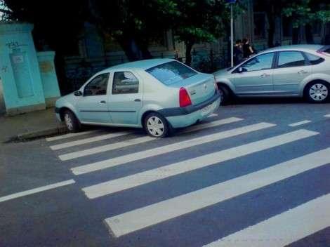 Правильная парковка сэкономит деньги
