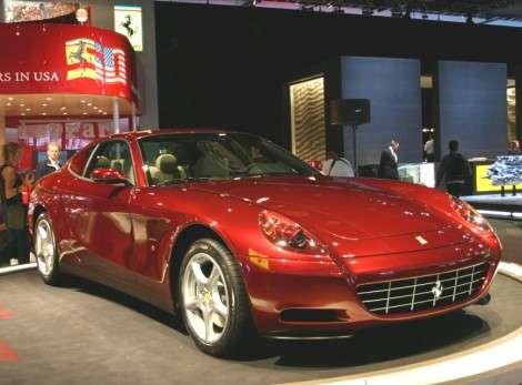 В Женеву Ferrari привезет полноприводный универсал