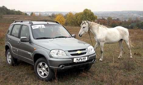 Chevrolet Niva: новый год и новые цены
