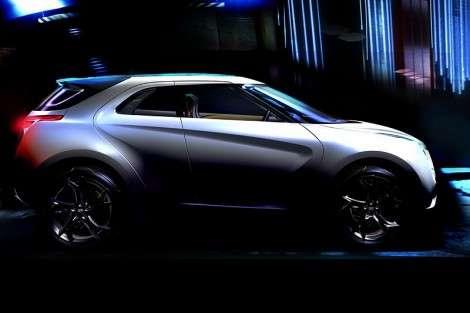 Hyundai привезет в Детройт кроссовер