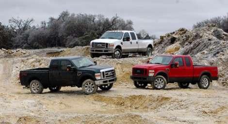 Пикапы Ford стали хитом в США
