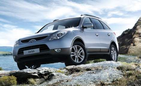 Россиянам предложили новую модификацию Hyundai ix55