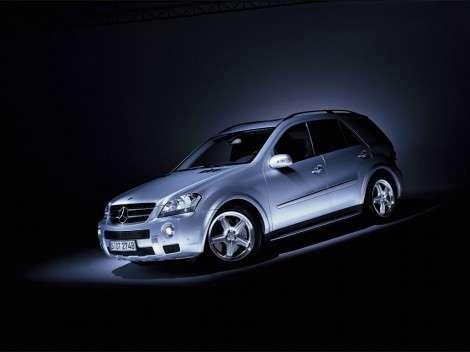 Mercedes-Benz сворачивает выпуск ML63 AMG и ML450 CDI