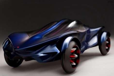 В планы McLaren входят спорткар внедорожник