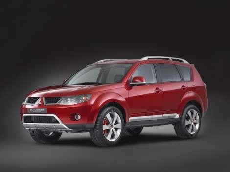 Компания Mitsubishi запланировала выпускать в России еще один внедорожник