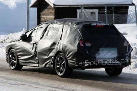 Из Peugeot 508 сделают внедорожный универсал