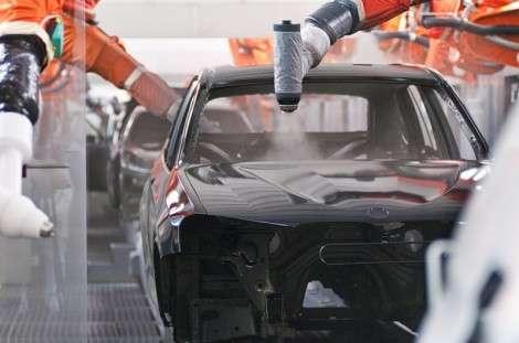 Увидеть рождение BMW X3