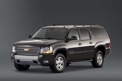 Лучшим семейным автомобилем стал Chevrolet Suburban