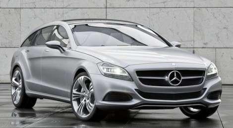 Mercedes-Benz разрабатывает новый компактный кроссовер