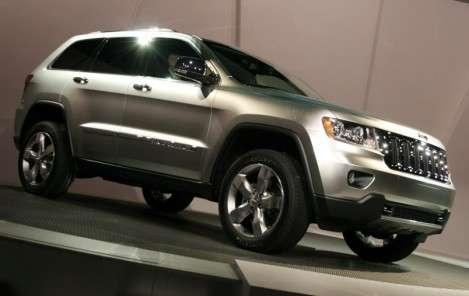 Jeep готовит «заряженный» Grand Cherokee нового поколения