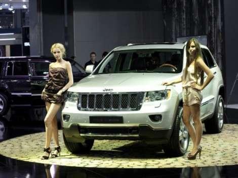 На Jeep Grand Cherokee установят двигатель производства Fiat