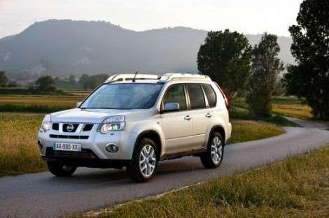 Nissan X-Trail появился в продаже