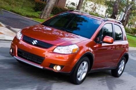 Цена на Suzuki SX4 понизится