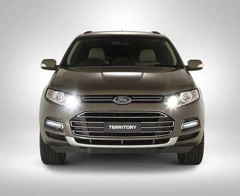 «Новое лицо» Ford официально представили в Австралии
