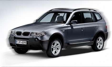 BMW X3 признан кроссовером года по версии читателей «Off Road»