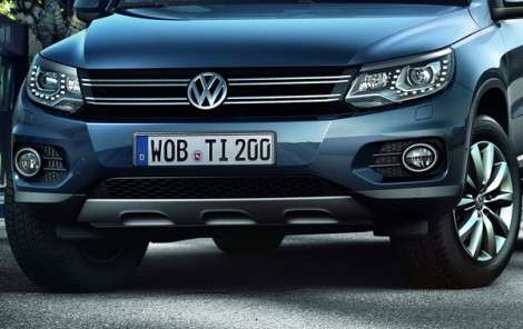 В России начнут собирать обновленный VW Tiguan