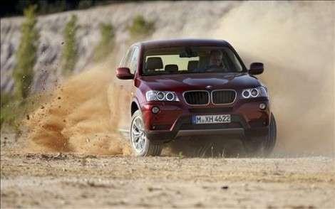 Читатели «Auto Bild Allrad» назвали BMW X3 лучшим