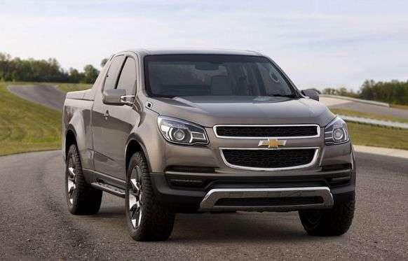 GM ???????????? ?????? Chevrolet Colorado ?????? ?????????