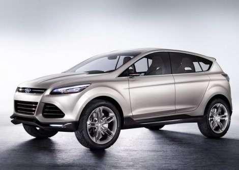 Женева 2011: Ford представил кроссовер нового поколения