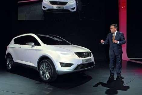 Женева 2011: Испанцы готовят конкурента Range Rover Evoque