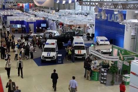 На выставке «Госзаказ-2011» «АвтоВАЗ» представит четыре Lada 4х4