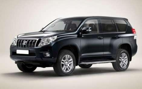 Российские внедорожники Toyota Land Cruiser Prado появятся через полтора года