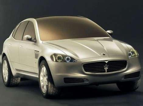 Maserati и Jeep Grand Cherokee – ничего общего