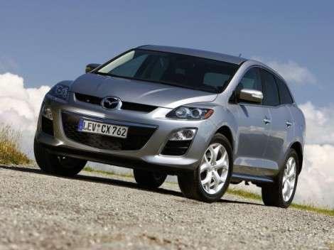 Mazda CX-7 уже можно купить