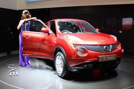 Nissan Juke оценили