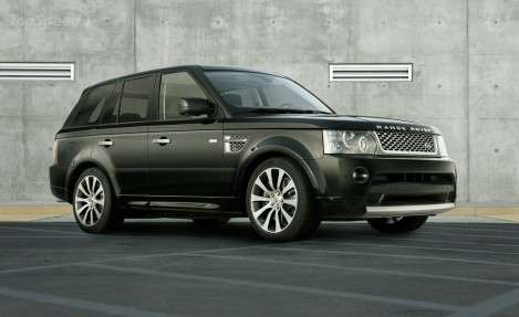 ?????????? ????????????? ???? ???? Range Rover Sport