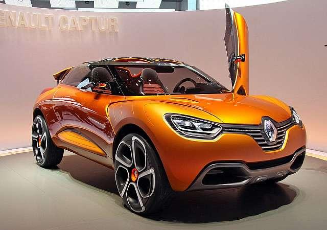 Новинка: Renault Captur