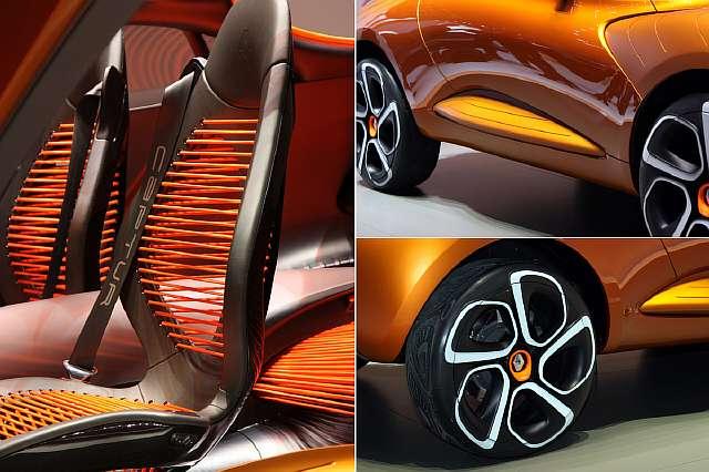 Женева 2011: Renault представила кроссовер Captur