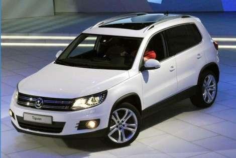 Женева 2011: возмужавший VW Tiguan