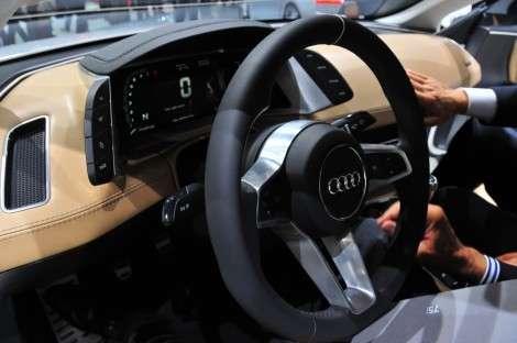 Audi разрабатывает новый полный привод