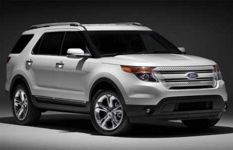 Ford Explorer в России будет стоит 1 779 тысяч рублей
