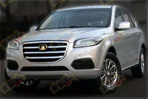 Great Wall ?????????? ?????????? ????????? ? ???????? BMW X6