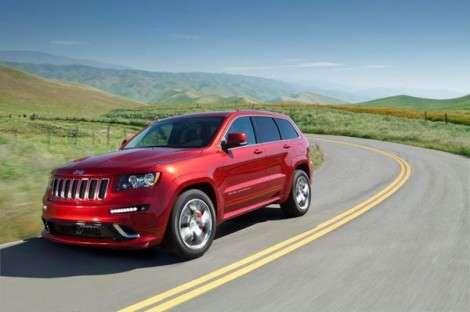 Нью-Йорк 2011: Jeep презентовал сверхмощный Grand Cherokee