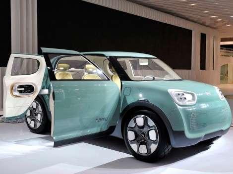 Сеул 2011: новое видение кроссоверов от Kia